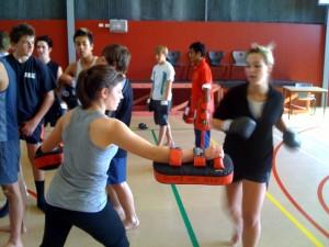 cours kick boxing
